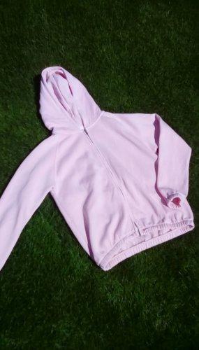Zara Sweat Jacket pink