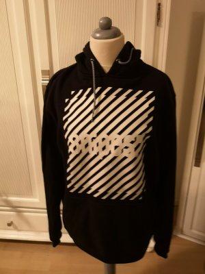 Snipes Sweatshirt blanc-noir