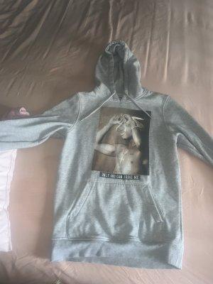Snipes Hooded Sweatshirt light grey