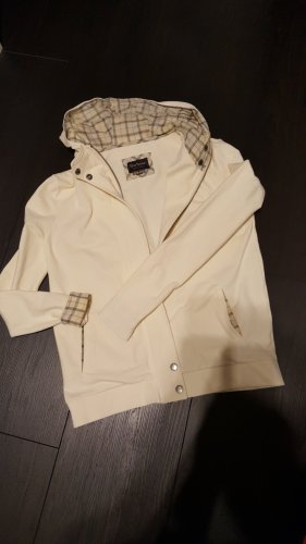 Barbour Sweat Jacket natural white-oatmeal