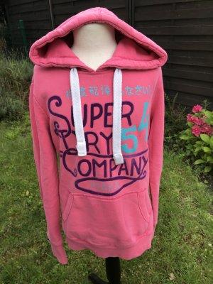 Hoody von SuperDry, pink, Gr. S