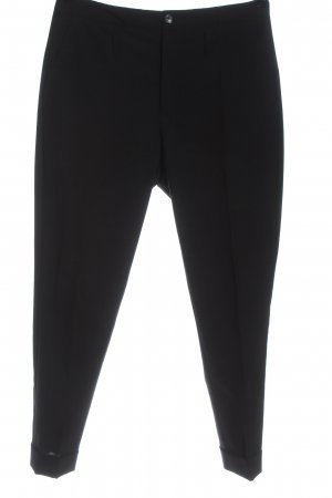 HOPE Spodnie garniturowe czarny W stylu biznesowym