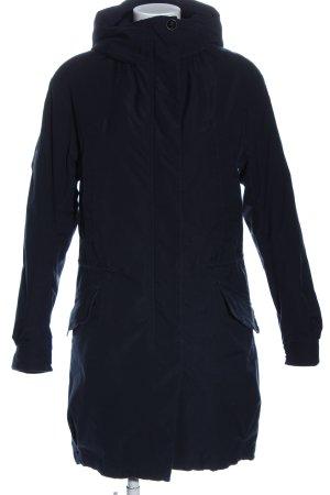 HOPE Manteau en duvet noir style décontracté