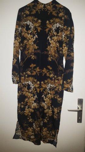 Hope & Ivy Midi Kleid schwarz Gr.36/38