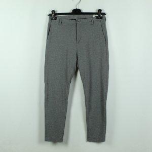 HOPE STOCKHOLM Stoffhose Gr. 34 grau Mod. Krissy trousers (20/09/279*)