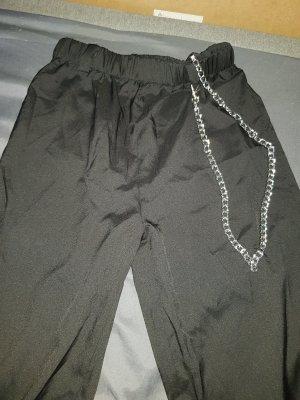 SheIn Pantalon kaki noir