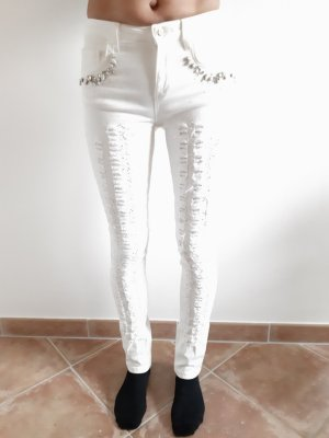 Guess by Marciano Carrot Jeans natural white