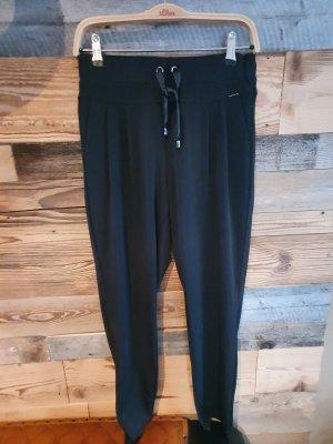 Comma Jersey Pants black