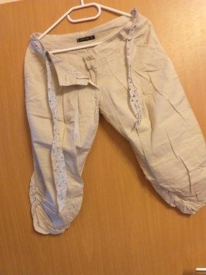 Jennifer Taylor 3/4 Length Trousers oatmeal