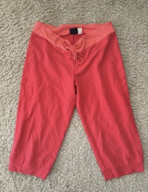 Pantalón pirata salmón-rojo