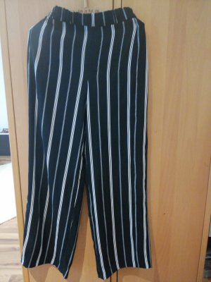 Bershka Pantalon large multicolore