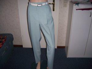 Pantalon en lin vert clair