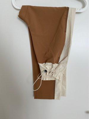 Sisley Jersey Pants natural white-beige
