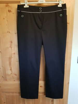 s.Oliver Selection Pantalón tobillero azul oscuro Algodón