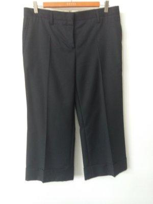 Mulberry Pantalón pirata negro Algodón