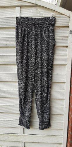 1.2.3. UN DEUX TROIS Paris Pantalone bloomers bianco-nero