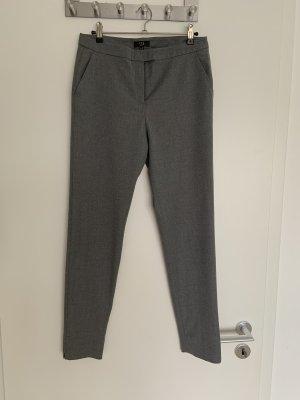 1.2.3 Paris Drainpipe Trousers grey-dark grey