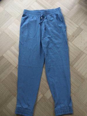 Anna Rita N 3/4-broek korenblauw
