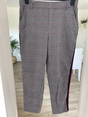 Zara Pantalon à pinces multicolore