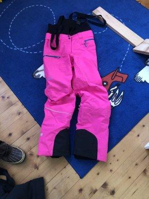 Icepeak Trackies black-pink
