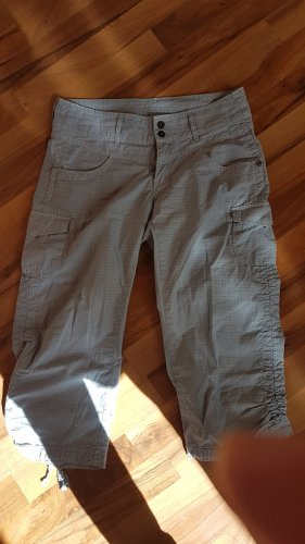 Timezone Pantalone a 3/4 azzurro