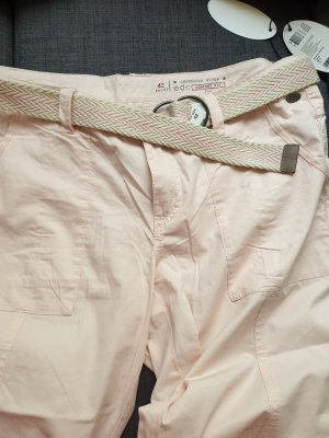 edc Pantalon cargo rosé