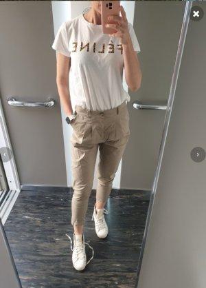 Boyfriend Trousers beige-camel