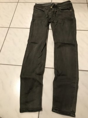 Drykorn Five-Pocket Trousers green grey