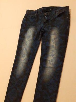 New Yorker Pantalone a sigaretta blu