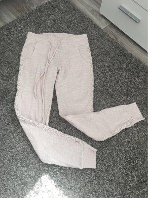 Pantalone Capri beige chiaro-beige