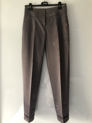 St. emile Strapped Trousers taupe