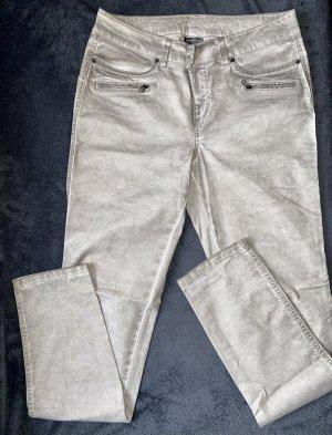 Street One Pantalone a sigaretta grigio chiaro