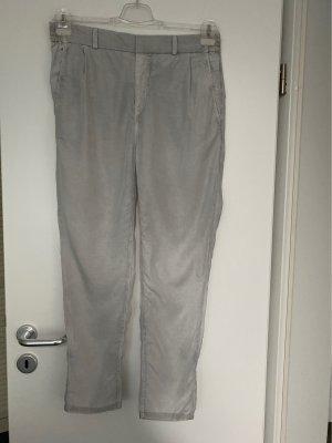 Drykorn for beautiful people Pantalon «Baggy» gris clair