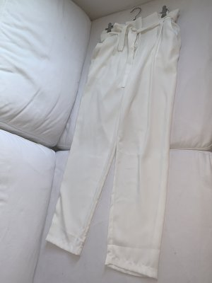 Amisu Baggy Pants white