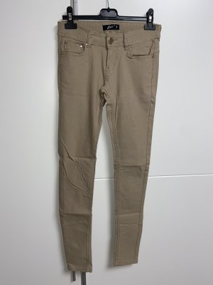 Stretch Trousers beige