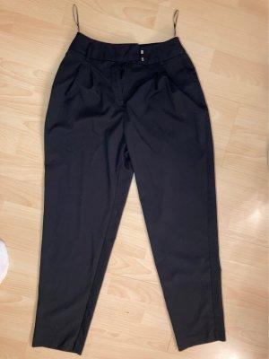 Primark Spodnie garniturowe czarny