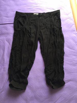 B.young Pantalone a 3/4 nero