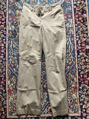 Cambio Pantalon en jersey gris brun