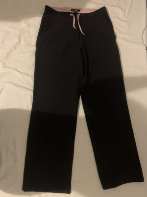 TCM Trackies black-pink