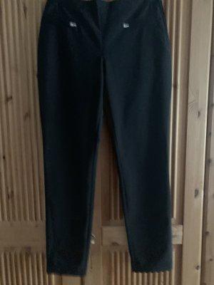 Alba Moda Pantalon strech noir
