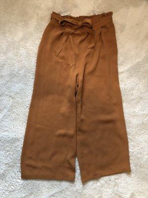 H&M Pantalón de campana naranja oscuro