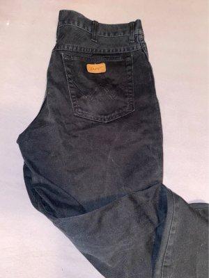 Wrangler Jeans carotte noir