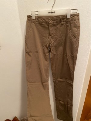 FlashLights Jersey Pants light brown-grey brown