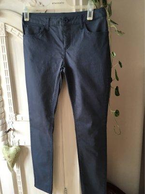 Street One Pantalón elástico gris oscuro