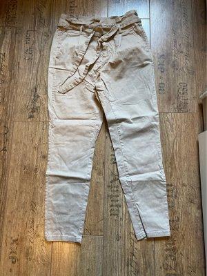 Vero Moda Pantalone jersey beige chiaro