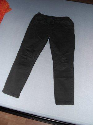 Aust Pantalone cinque tasche grigio scuro Cotone