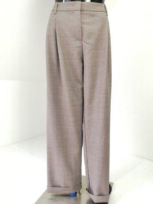 Marc Cain Pantalone di lana color cammello