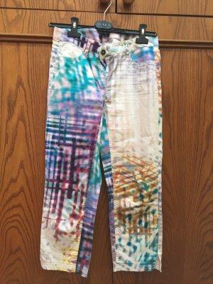 Apriori Spodnie 3/4 Wielokolorowy
