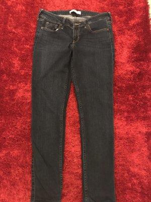 Holster pantalón de cintura baja azul oscuro