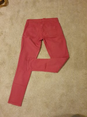 Benetton Linen Pants multicolored